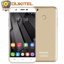 """Оригинальный Oukitel U7 плюс Мобильный телефон 5.5 """"Android 6.0 MTK6737 Quad Core 4 г FDD LTE 2 ГБ + 16 ГБ 8.0MP отпечатков пальцев камера телефона"""