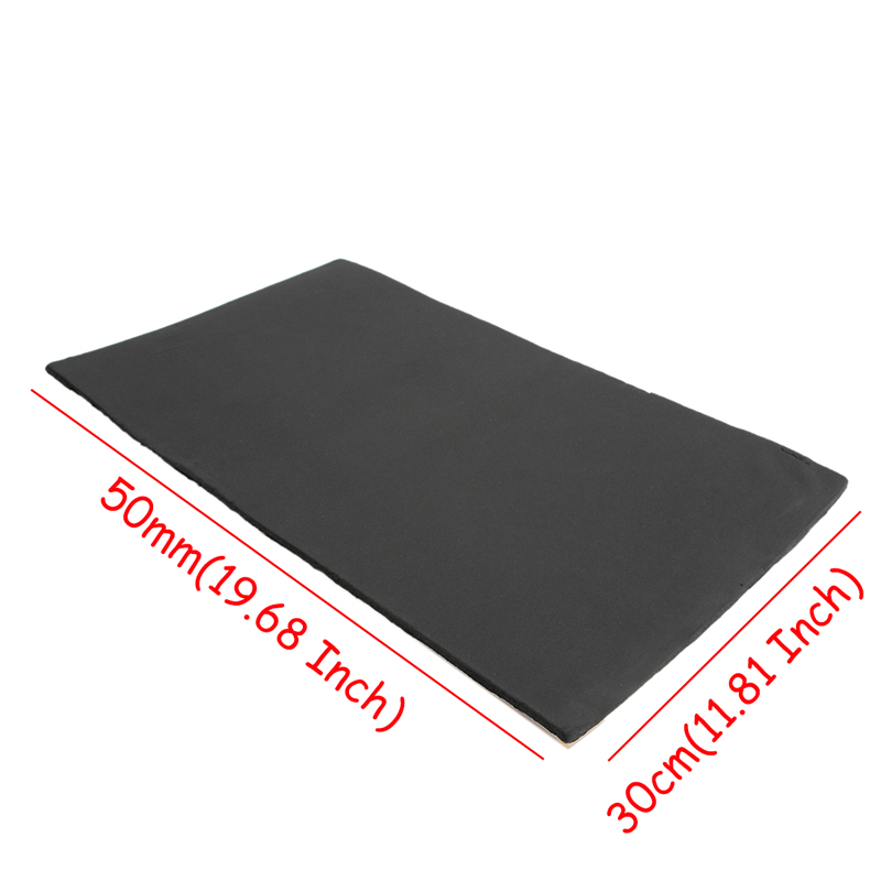 white  closed cell foam size 50cm x 30cm x 30mm