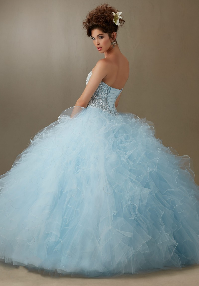 wejanedress Ball Gowns Sweet 16 Dresses Lavender Masquerade Formal ...