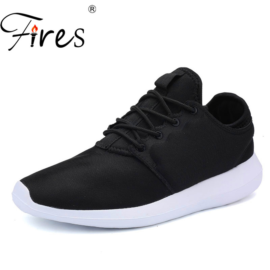 900dc037efea Fires Men sport Running shoes Top Quality Breathable Shoes lightweight  sneakers Outdoor Summer Athletic Sports Trainers Shoes