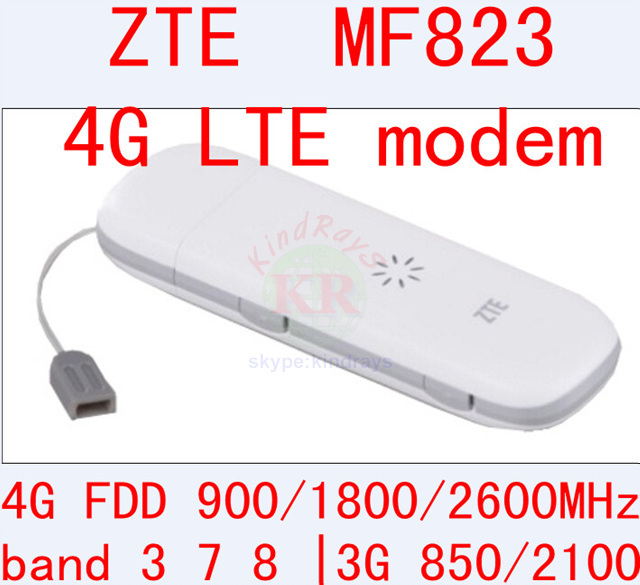 unlocked ZTE MF823 4G LTE usb Modem 4g LTE 3g FDD Dongle lte 4g usb stick 4g adapter Hotspot PK mf831 mf820 mf910 mf90 mf820 все цены