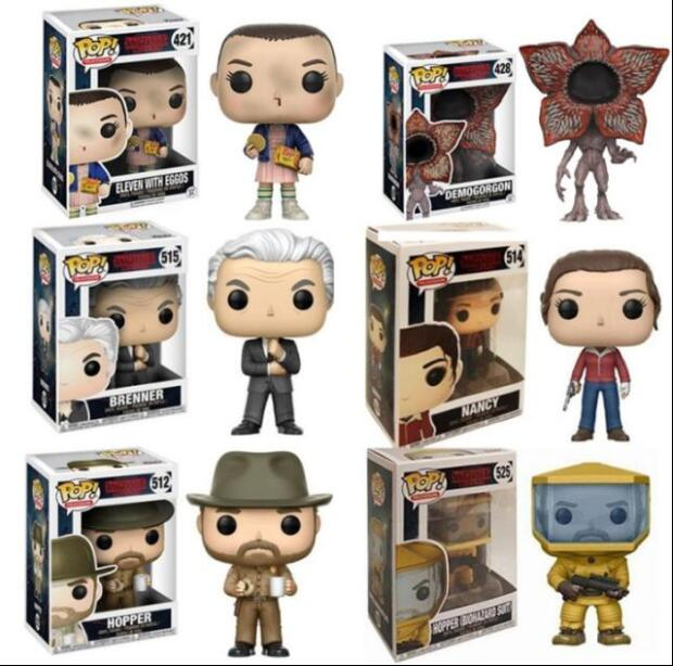 2019 Funko POP Stranger Things DEMOGORGON PVC Action Figure Boy Kids Toys For Chlidren