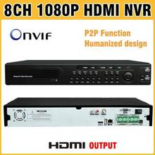 HDMI Output CCTV NVR 8CH 16CH 1080P H.264 4 SATA Network Video NVR recorder 8 channel 16Channel ONVIF for IP Camera Security
