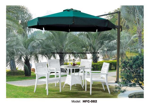 Mobili Da Esterno Per Piscina : Moderno bianco set prezzo basso wicket balcone mobili da giardino
