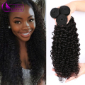 Virgin Hair Bundle Deals Malaysian Virgin Hair Kinky Curly 4 Bundles 8A Grade Sew In Human Hair Extension Malaysian Hair Weave