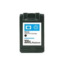 Para hp 300 xl cartucho de tinta negro para hp300 300xl deskjet F4583 F4500 F4580 F2420 F2480 F4210 F4272 C4680 Photosmart C4683 C4780