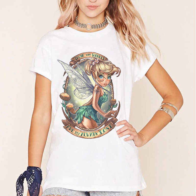 Sommer Tumblr Vogue Grafik Lustige Hemd Tees Harajuku Ulzzang Prinzessin Ästhetischen Frauen Tops Weibliche Kleidung Vintage T-shirt