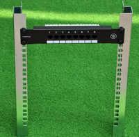 (2pcs/pair) 7U Cabinet Mounting Frame / 7U Mounting Rail / 7U Wall Mounting Bracket -- Metal Frame