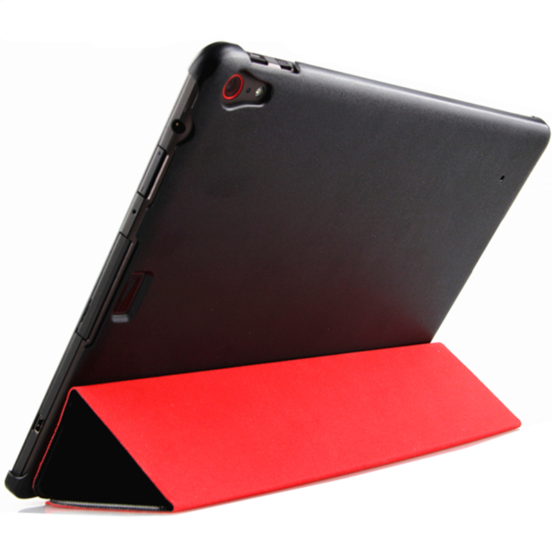 Case For Lenovo ThinkPad 10 Protective PU Smart cover ...