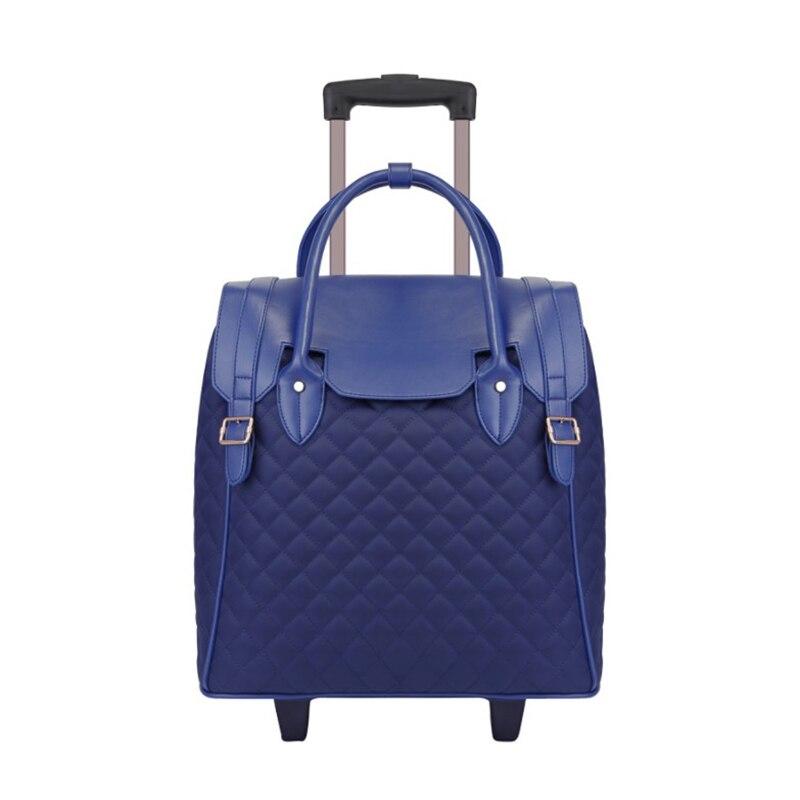 """السفر حكاية 18 """"بوصة النساء صغيرة لطيف السفر حقيبة المقصورة الأمتعة handbagage koffer عربة-في حقائب سفر بعجلات من حقائب وأمتعة على  مجموعة 2"""