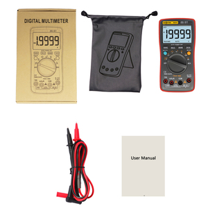 Image 3 - RM303 True RMS 19999 Counts Digital Multimeter NCV Frequency 200M Resistance Auto Power off AC DC Voltage  Ammeter Current Ohm