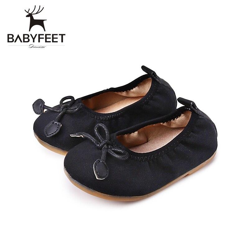 Babyfeet 2017 New Fashion First Walker Baby Girl Princess Popular Soft Non Skip Tendon Bottom Shoe