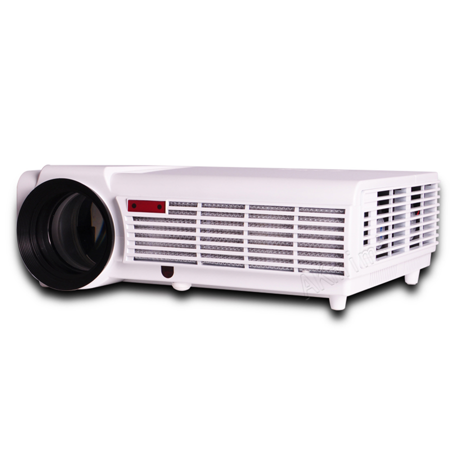 Poner Saund Full Hd New Mini Projector Proyector Led Lcd: Poner Saund 96 Android WIFI 5500lumen Video HDMI DVBT TV