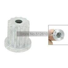 7 мм диаметр центрального отверстия 11 зубьев металлический пульсатор сердечника для стиральной машины LG