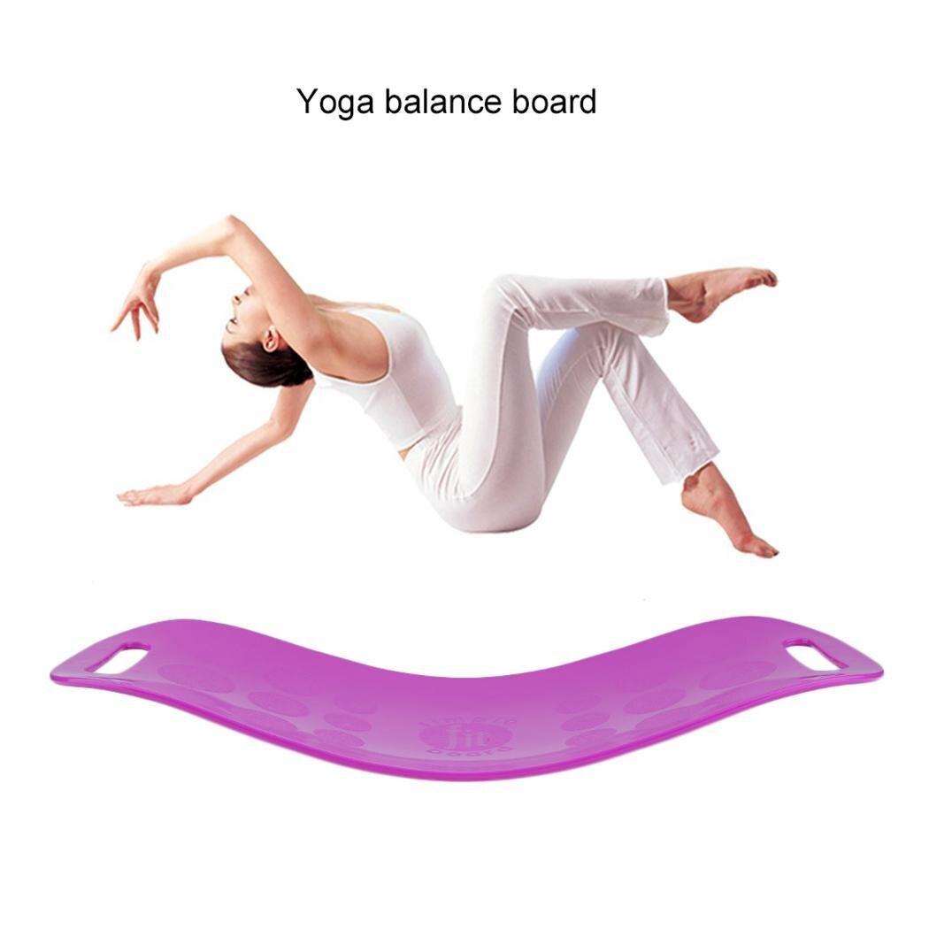 25 6 х 11 дюймов Фитнес-баланс для скручивания. Простая тренировка для мышц брюшного пресса. ★