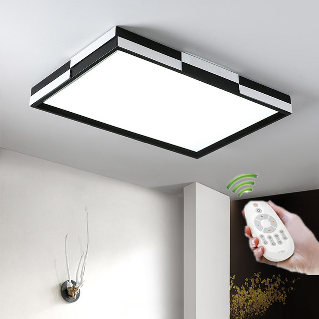 Dimmable LED Ceiling Lights Round Modern Lighting Fixture Bedroom Kitchen plafondverlichting Ceiling Room Light luminaria