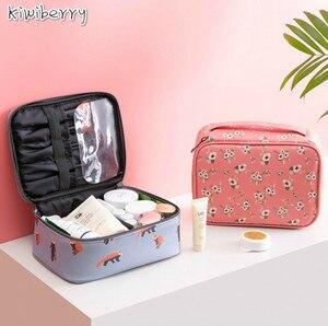 Image 1 - Nouveau modèle INS réseau rouge maquillage paquet Portable avec un accepter paquet corée Concise fille centralisation (052)