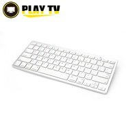 Newest Ultra-slim Wireless Bluetooth Keyboard BT3.0 For Android for MAC for iPad mini 4 for IOS Android Windows system TV BOX