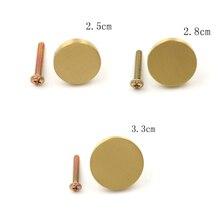 De latón de calidad perillas armario manija pomo tiradores de tocador cajón tira manijas de herrajes para mobiliario de cocina