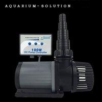 80W 12000L/h Jebao Jecod DCS 12000 Variable Speed 24V ECO DC Marine Water Pump Aquarium Fish Tank Coral Reef Hydroponics Pond