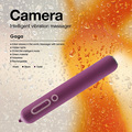 Original SVAKOM SIIME GAGA Camera Vibrator, Rechargeable Waterproof  Vibrators for Women, Adult Sex Toys for Woman, Sex Products