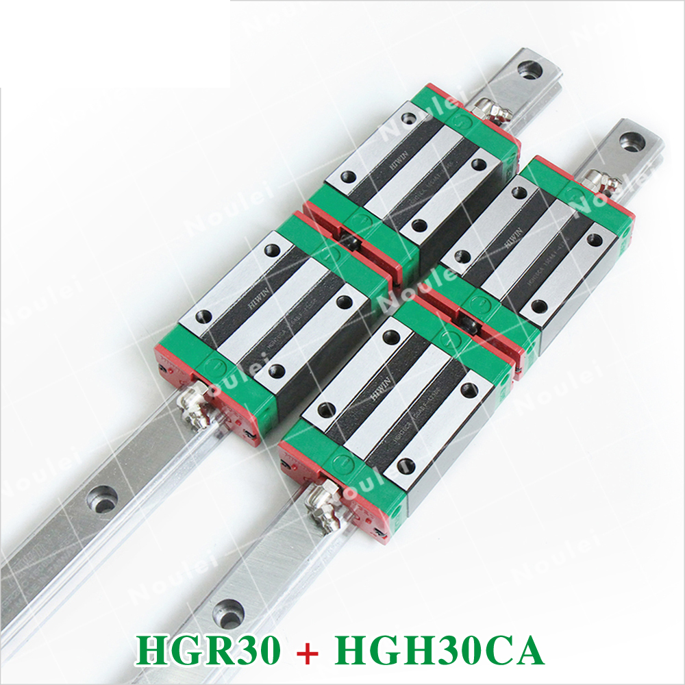 HG30 30mm Linear Guideways HIWIN 30 origin HGR30 Rails and HGH30CA Guide Blocks HGH30