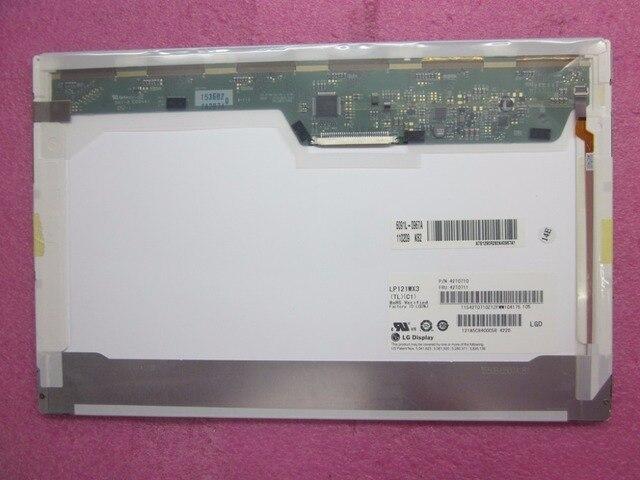 Новые Оригинальные для Lenovo Thinkpad X200 X201 LED Жк-Экран LP121WX3 WXGA 42T0711 42T0710