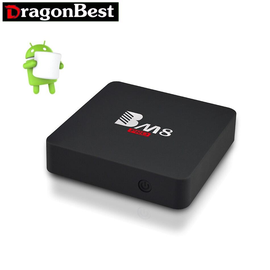 ФОТО 10PCS BM8 Pro 4K TV Box Amlogic S912 64bit Octa-core CPUGigabit 2G 32G Bluetooth 2.4G+5G WIFI Android 6.0 Marshmallow OTT TV BOX