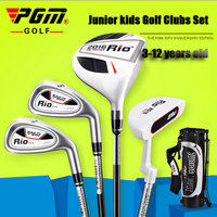 Children S Golf Club Beginner Pole Kids Sets With Ball Bag Junior Golf Clubs Set With