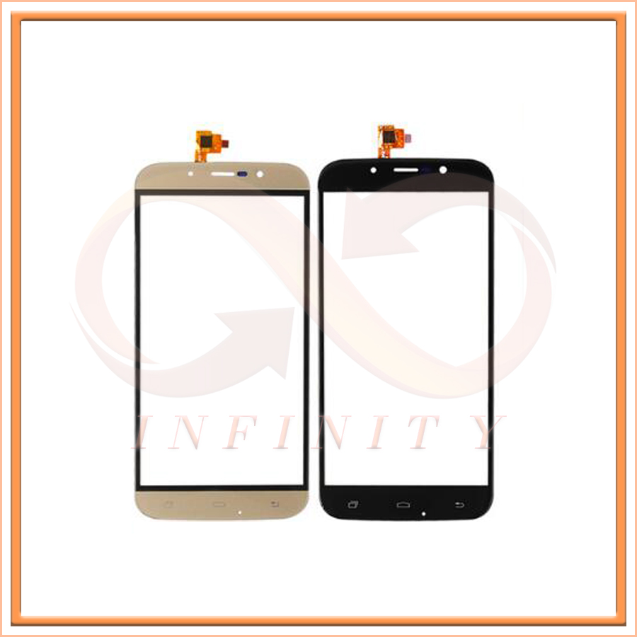 100% Tested 5.5 inch Glass For umi rome/rome x Touch Screen Digitizer Panel Smart Mobile phone Repair Replacement