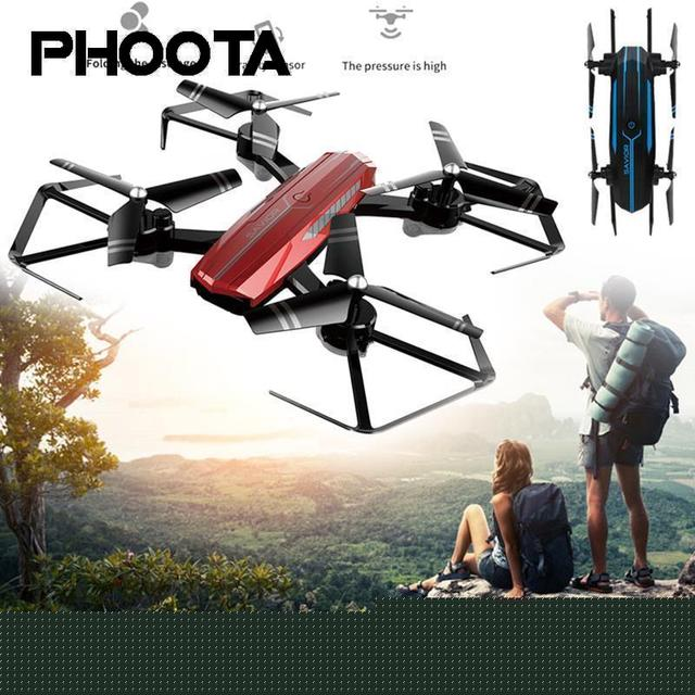 US $49 5 10% OFF Foldable RC Drone WiFi 480p/720P HD Camera APP Remote 3D  Roll Over One Key Take Off Quadcopter-in Camera Drones from Consumer