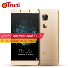 International Version LETV LeEco LE 2 X527 Mobile Phone 5.5 Inch FHD Qualcomm 652 Octa Core 3G+32GB Fingerprint 4G Smartphone