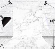 HUAYI White Marble Photography Backdrop Photo Props Studio Newborn Background XT-6053 цена в Москве и Питере