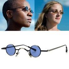 Sunglasses Steampunk Gothic Classic Vintage Design Brand 2034 Jackjad 28mm Oculos-De-Sol
