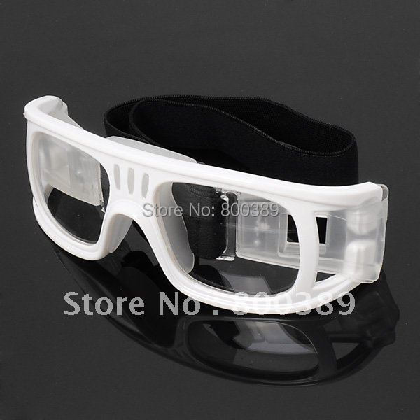New Sports Safety Goggles Glasses Eyewear Basketball Glasses Football Sports Eyewear Glasses Free Shipping
