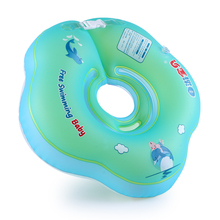 0-18 months neonatal ring neck swim ring a new baby floating ring inflatable children swim ring with inflatable neck floating