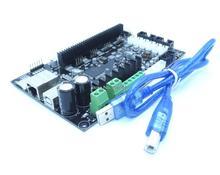 Tablero de control 3D priter MKS SBase 32's V1.1 Placa Base compatible Smoothieware Ethernet soporte de firmware de código abierto