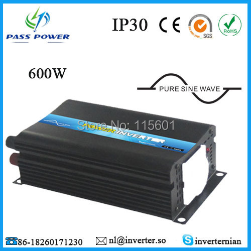 CE,ROHS,GMC off grid single output type DC/AC 600w invertersCE,ROHS,GMC off grid single output type DC/AC 600w inverters