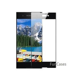 На Алиэкспресс купить стекло для смартфона full cover for sony xperia xa1 case tempered film glass case for sony soni experia xa2 xz premium x xz1 xz2 compact xa ultra xzs