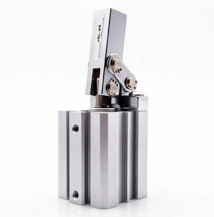 JGL 25 двойного действия зажима роторный цилиндр воздушный компрессор пневматический цилиндр, компоненты ALC-25 ALC 25 JGL-25