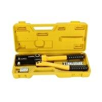 Hydraulic Crimping Tool YQK 120 RANGE 10 120MM2 Compression Plier Hydraulic Crimping Plier Hydraulic Plier 8T