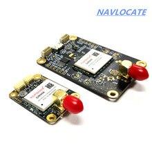 Ttl высокое качество, RTK gps антенна+ модуль RTK, gps ГЛОНАСС, антенна Beidou приемник, высокоточное измерение антенны GNSS