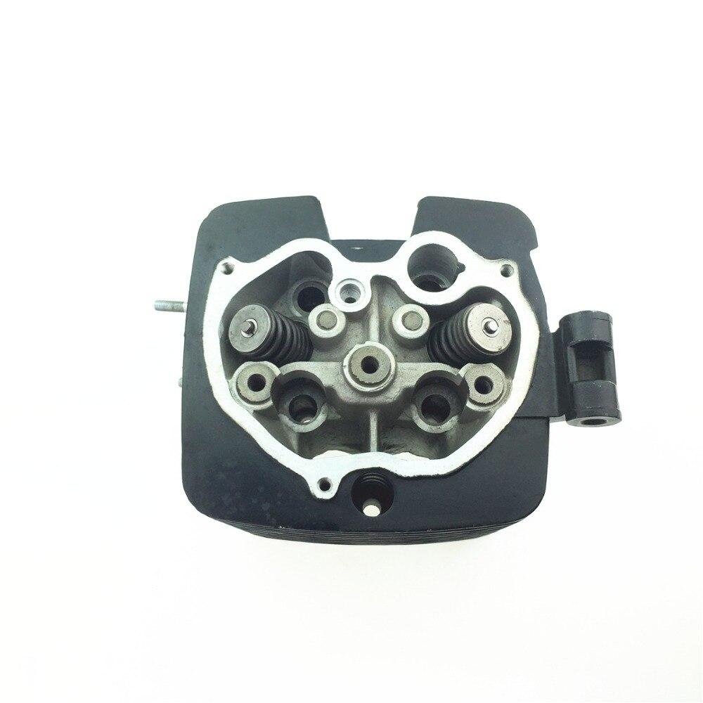 STARPAD pour CG150 accessoires moto manchon moto culasse noire culasse avec Valve