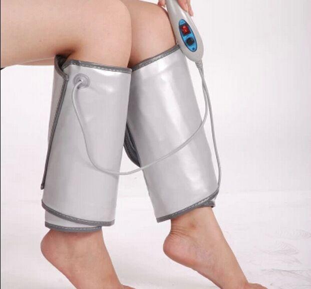 Vegla të nxehta infra të kuqe me rripa sauna rripa me ngrohje dridhje deri tek këmbët e holla / hip Instrumenti masazhues i këmbës