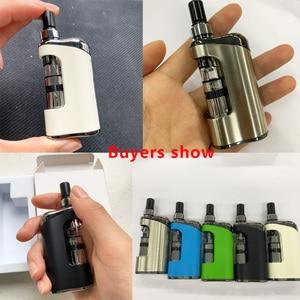 Image 2 - In voorraad E Sigaret JustFog Compact 14 Kit 1500mah ingebouwde batterij met 5PCS Justfog Coil vs Justfog Q16 /Q14 Kit