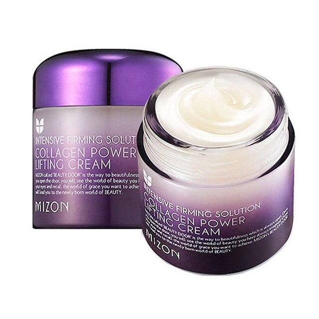 MIZON Collagen Power Lifting Cream 75ml Face Skin Care Whitening moisturizing Anti-aging Anti Wrinkle Korean Facial Cream