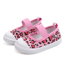 COZULMA Baby Girls Canvas Shoes Children Sport For Princess Mary Jane Soft Bottom Sneakers Kids