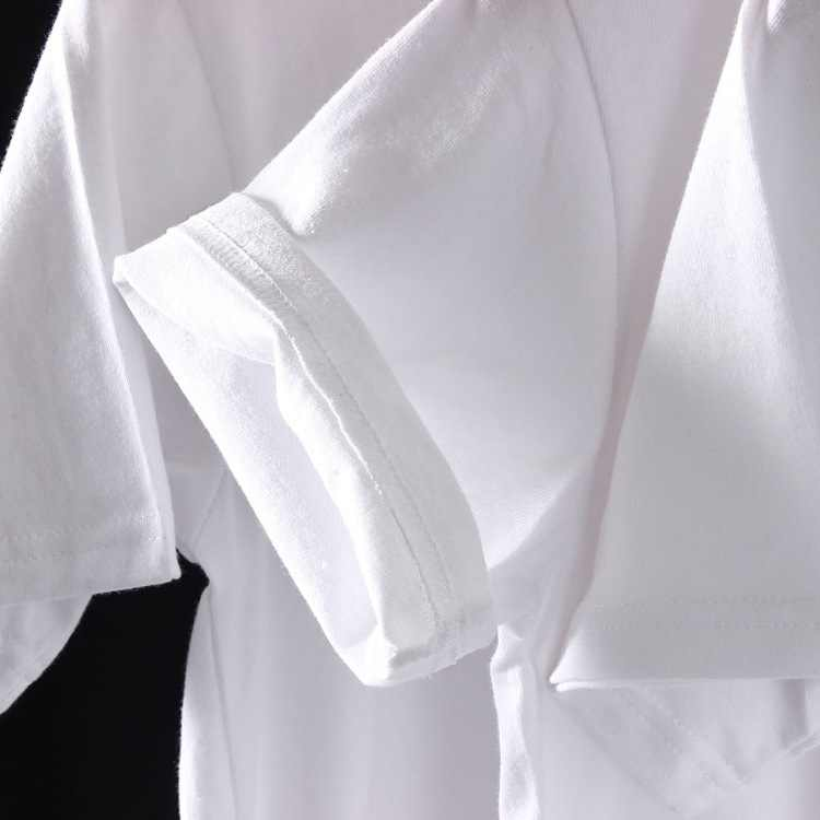 新しいカジュアル半袖原宿女性の Tシャツプラスサイズトップスヴィンテージアリエル & エリック · パロディー Tシャツ綿 O ネック漫画のプリント