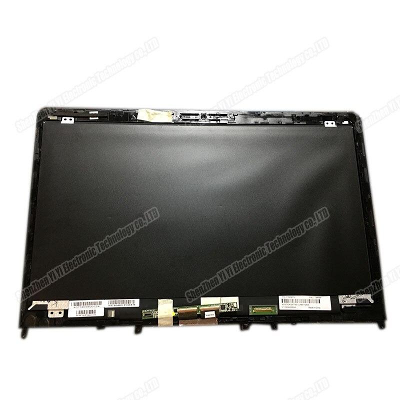 15,6 сенсорная панель, стекло, дигитайзер + ЖК экран, сборка дисплея для lenovo ThinkPad S5 Yoga 15 20DQ 20DQ0038GE ультрабук