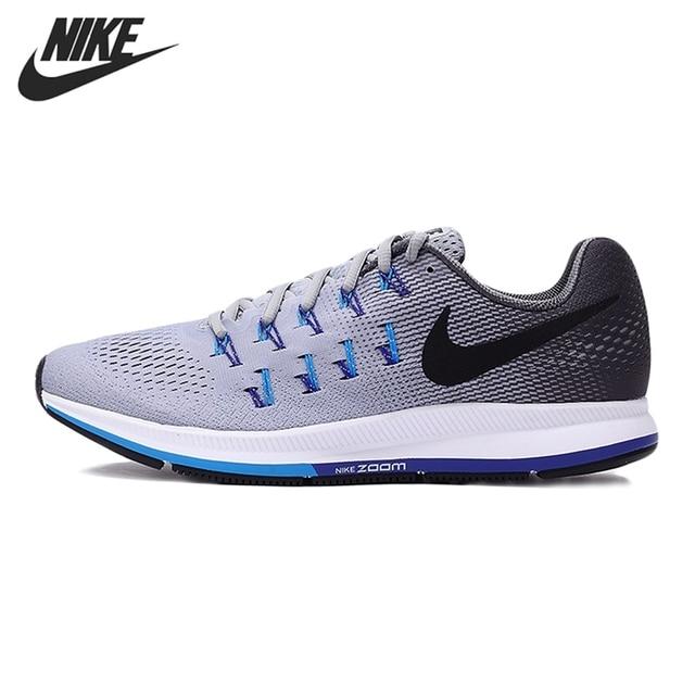 Original NIKE AIR ZOOM Men s Running Shoes Sneakers-in Running Shoes ... df87116fc